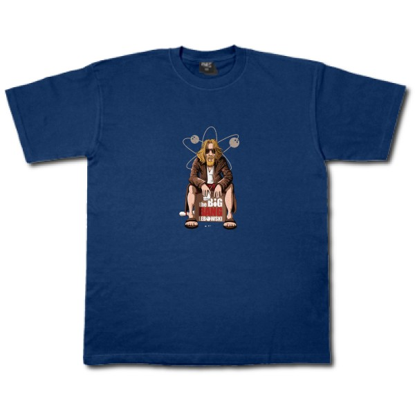 T-shirt léger B&C - E150 The big bang Lebowski