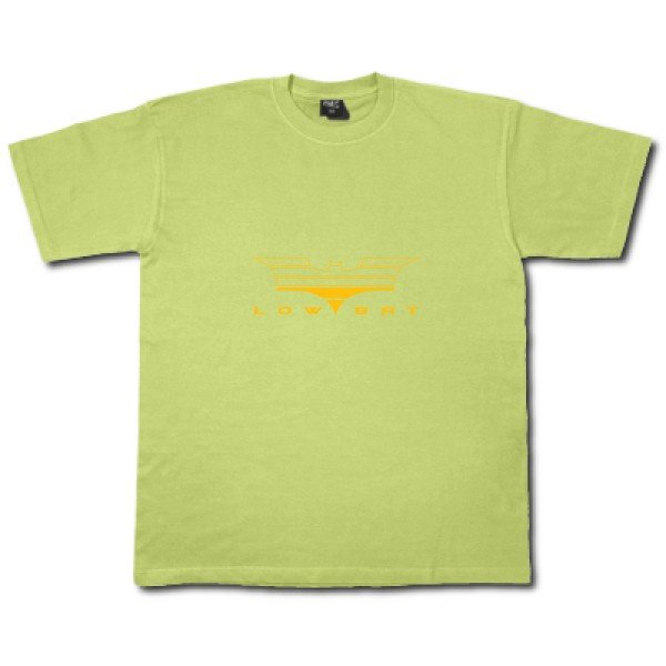 T-shirt léger B&C - E150 Low Bat