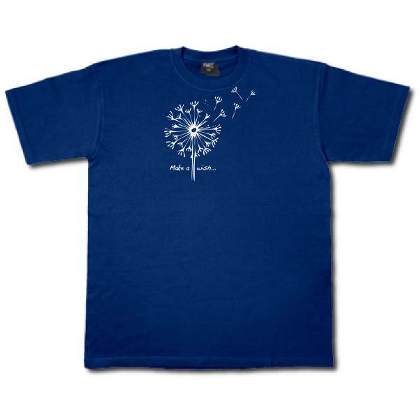 T-shirt B&C - E190 Make a wish