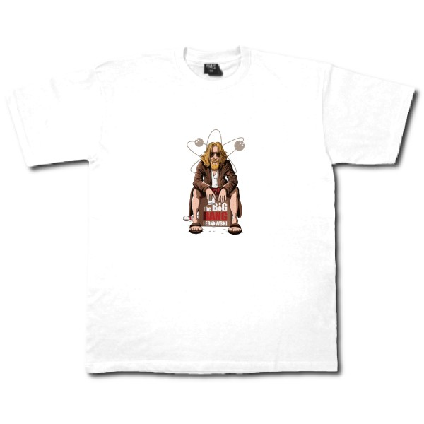 T-shirt léger B&C - Exact 150 The big bang Lebowski