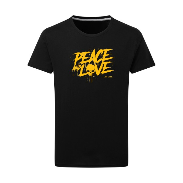T-shirt léger - SG - Men - Peace or no peace