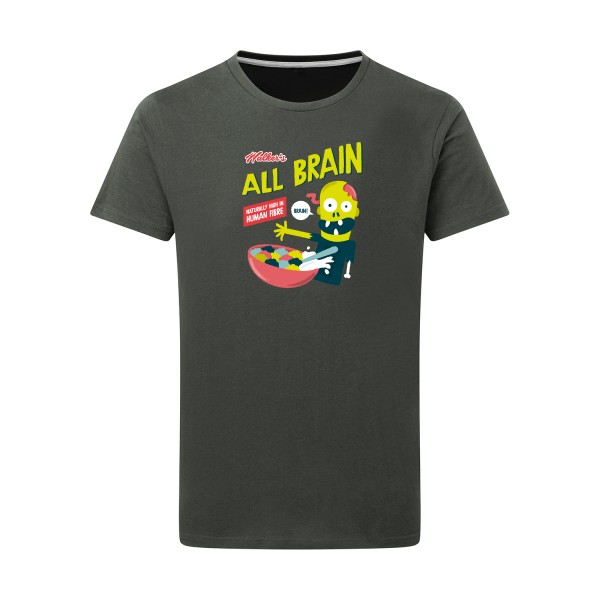 T-shirt léger SG - Men All brain