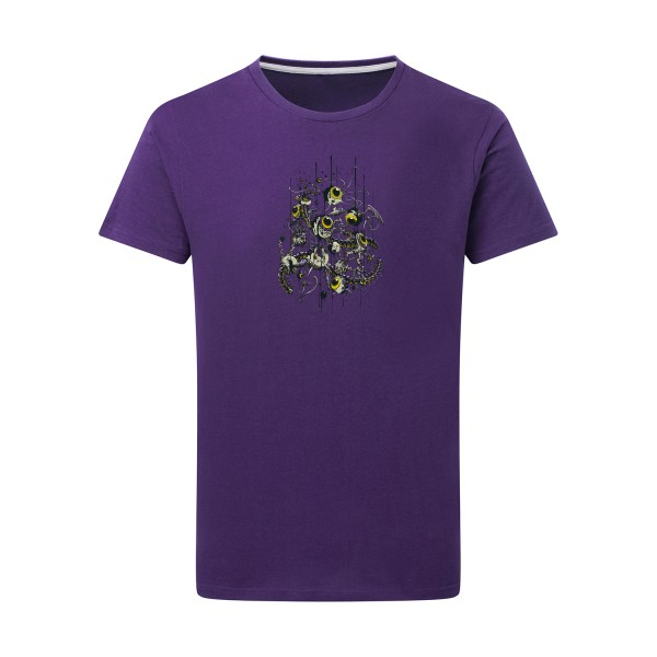 T-shirt léger - SG - Men - Coulure