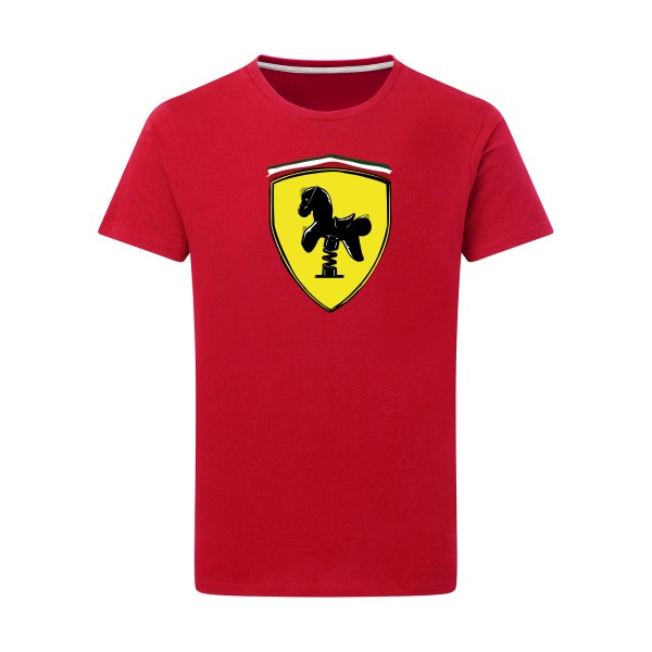T-shirt léger SG - Men Ferrari