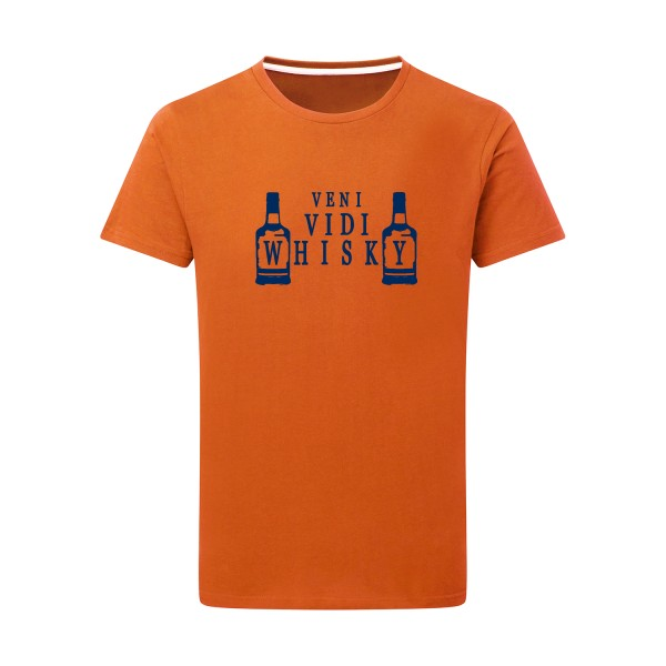 T-shirt léger - SG - Men - VENI VIDI WHISKY