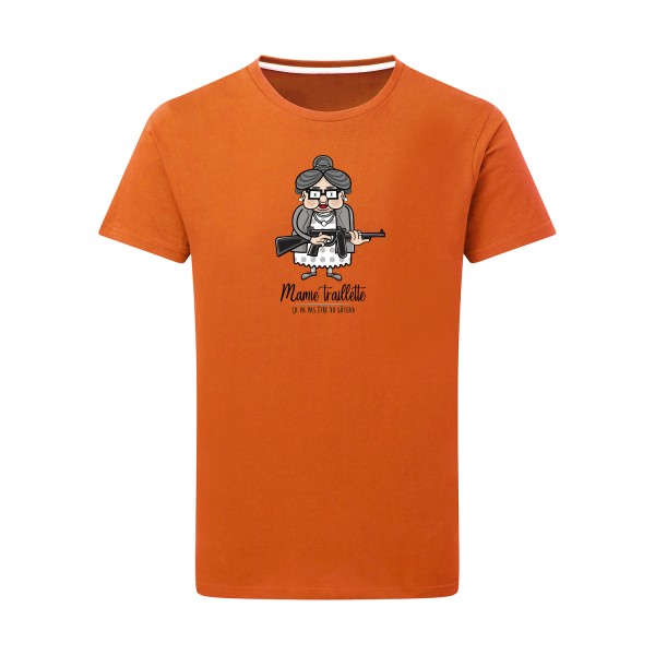 T-shirt léger SG - Men Mamie Traillette