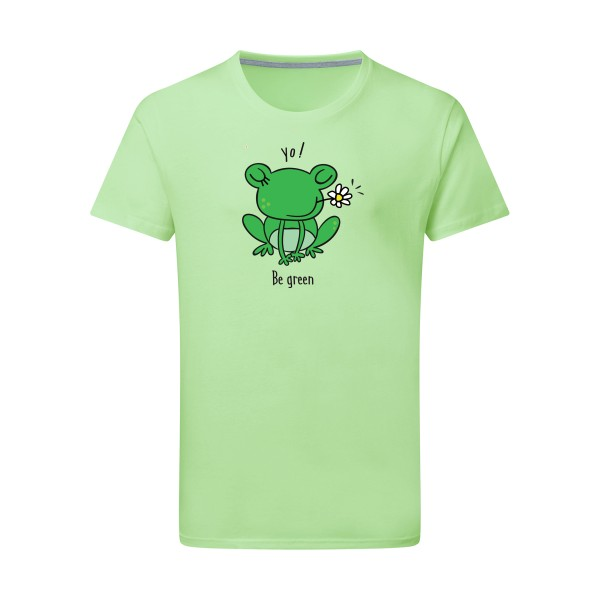 T-shirt léger SG - Men Be Green