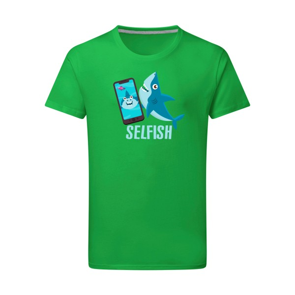 T-shirt léger - SG - Men - Selfish