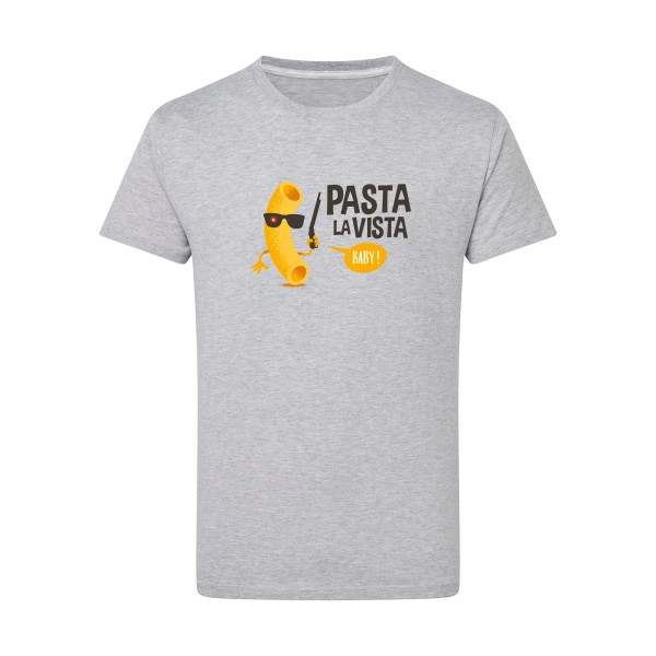T-shirt léger SG - Men Pasta la vista