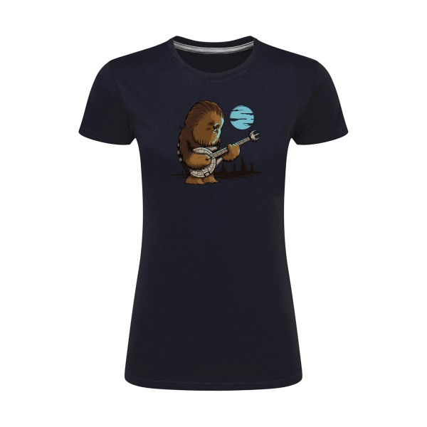 T-shirt femme léger - SG - Ladies - Lonely