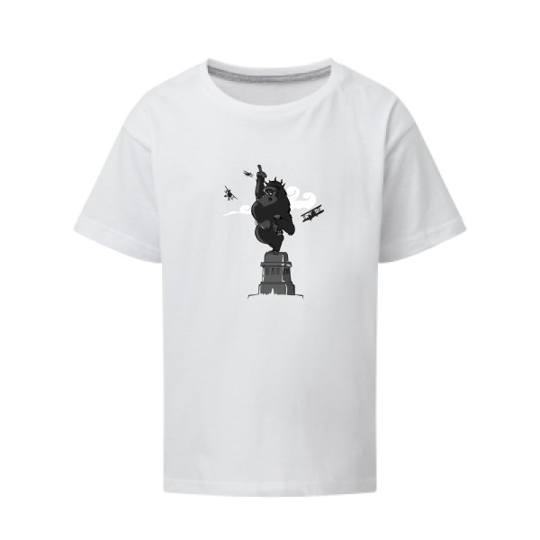 T-shirt enfant - SG - Kids - Happy end