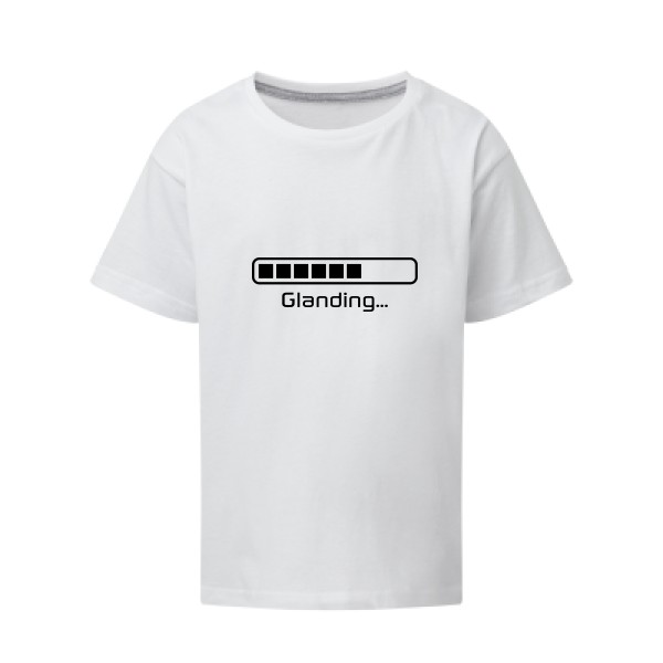 T-shirt enfant - SG - Kids - Glanding