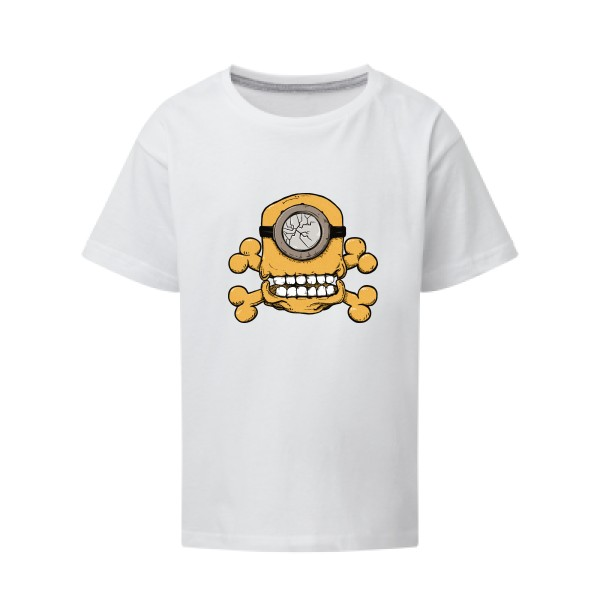 T-shirt enfant - SG - Kids - Minion Skull