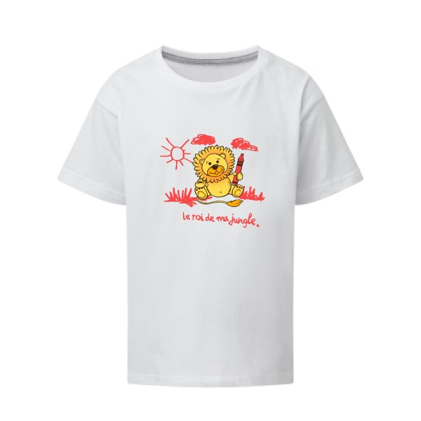 T-shirt enfant - SG - Kids - Jungle