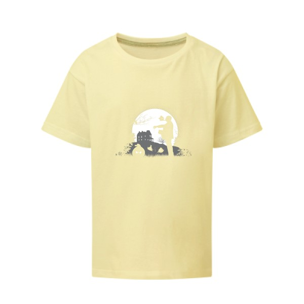 T-shirt enfant - SG - Kids - angry hitch
