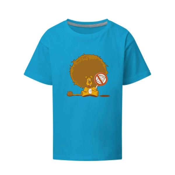 T-shirt enfant SG - Kids manifestation d'un lion