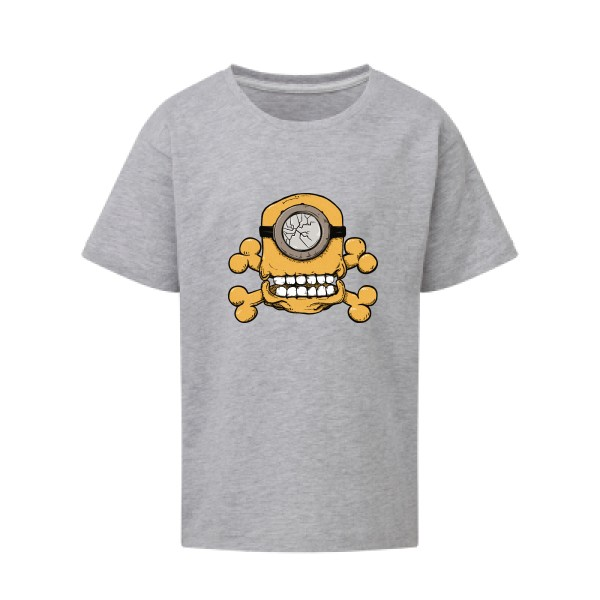 T-shirt enfant SG - Kids Minion Skull