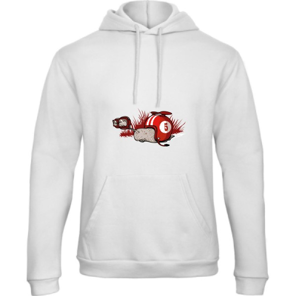 Sweat capuche B&C - Hooded Sweatshirt Unisex  F0