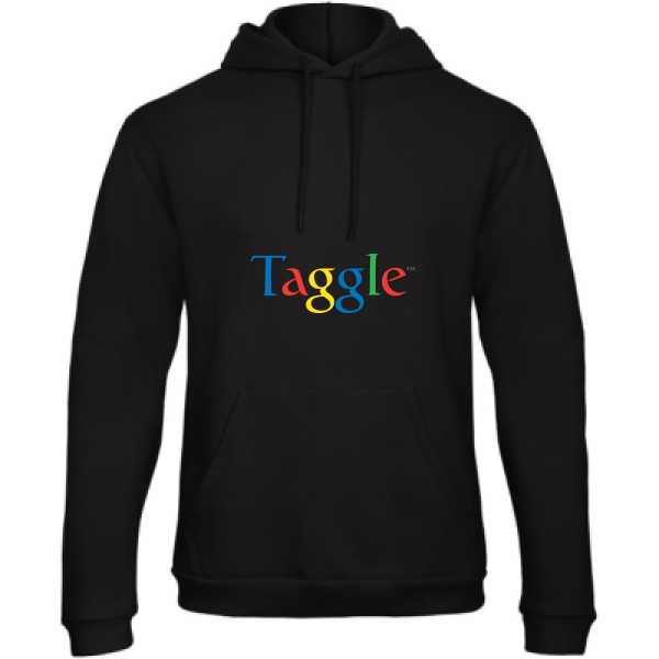 Sweat capuche B&C - Hooded Sweatshirt Unisex  Taggle