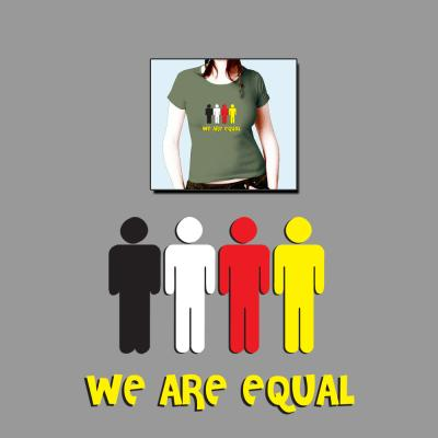 We are equal