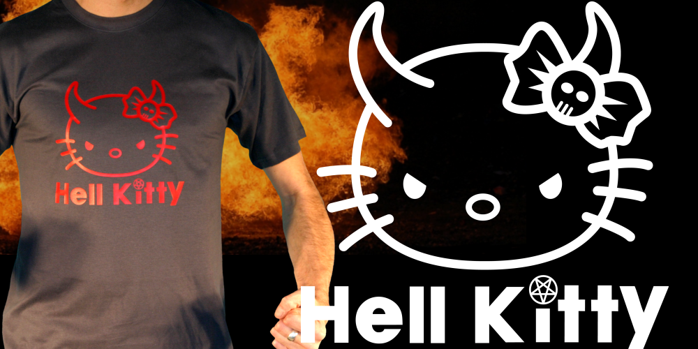 Hell Kitty par Mattdez
