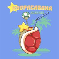 Koopacabana cocktail