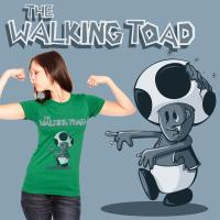 The Walking Toad