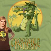 Crocodile Undead