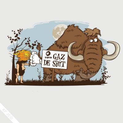 gaz de shit