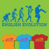 english evolution