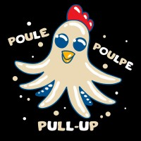POULE POULPE PULL-UP
