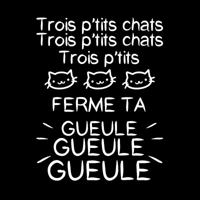 3 p'tits chats
