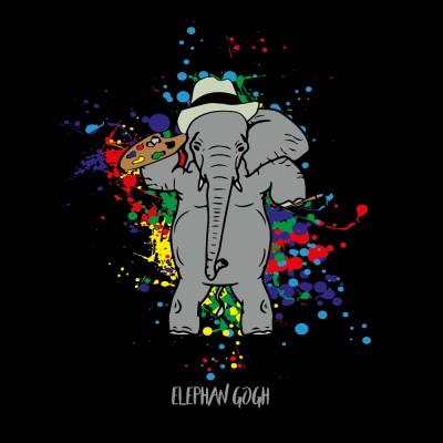 ELEPHAN GOGH