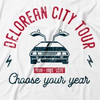 Delorean city tour ( V1 )
