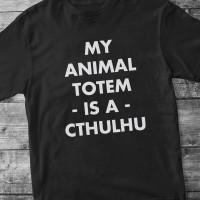Animal-totem Cthulhu ( V1 )