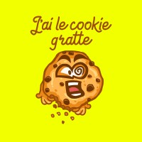 J'ai le cookie gratte