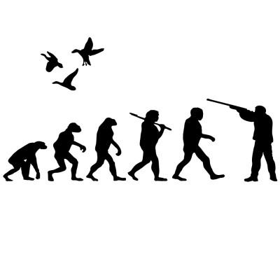 Evolution chasseur