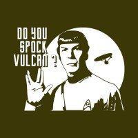 Do you SPOCK VULCAN ?