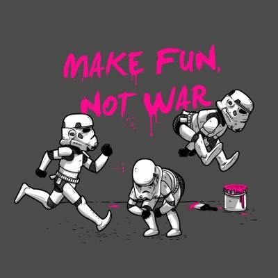 Make fun