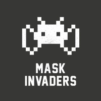 Mask invaders