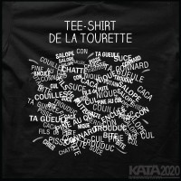 T-Shirt de la Tourette