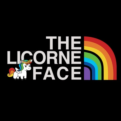 the licorne face