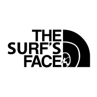 The Surf's face