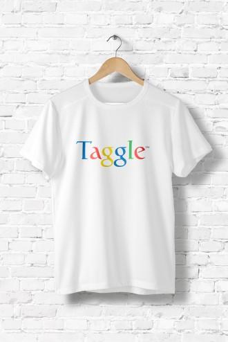 7b5fdd6c2b4 Tee shirt femme Taggle. T-Shirt detournement parodie humour internet