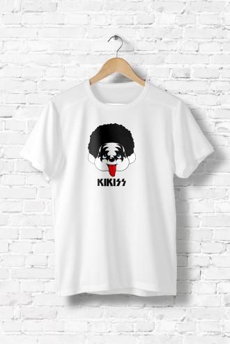 Teeshirt homme KIKISS. T-Shirt detournement parodie humour kiki