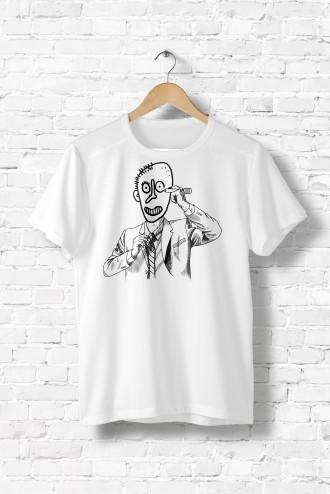 Sweat BlancDessinHommeHumour Life Shirts Create Your xrCoQdBeWE